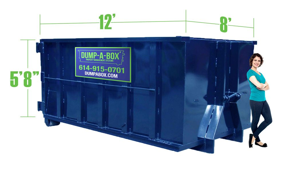 Image of dumpster: 20YD 3 Day