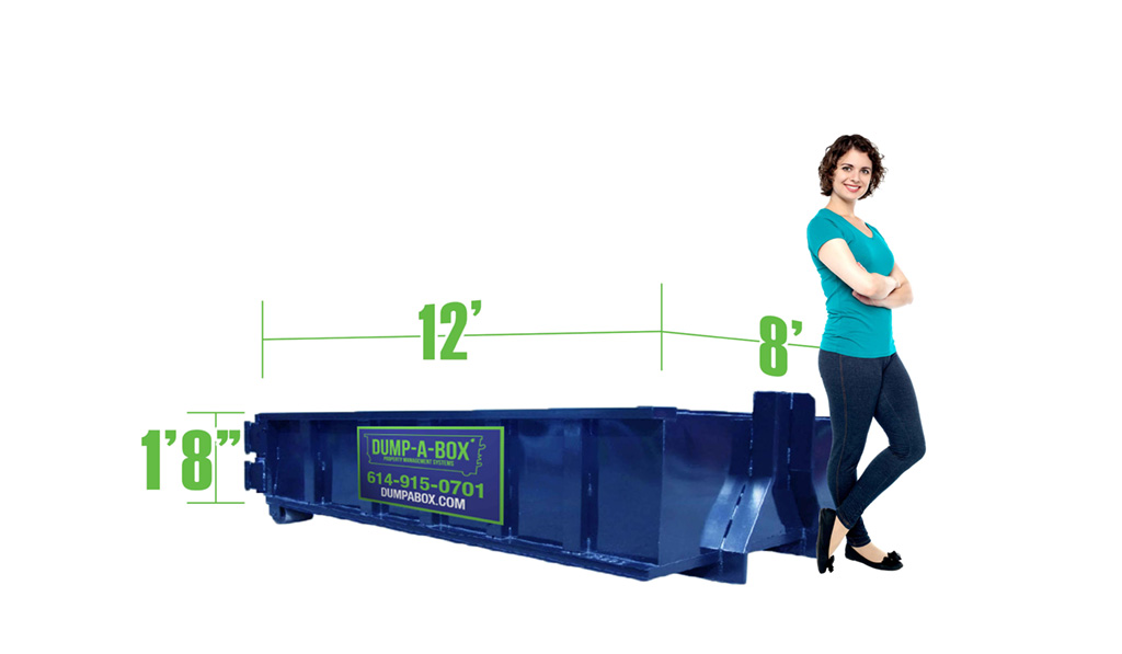 Image of dumpster: 6YD 3 Day